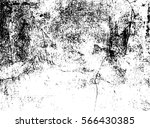 grunge black and white urban... | Shutterstock .eps vector #566430385