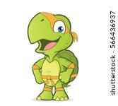 Superhero Turtle