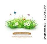vector element for design.... | Shutterstock .eps vector #566469244