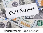 child support | Shutterstock . vector #566473759