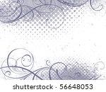 floral background  eps 10 ...