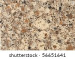 polished granite surface with... | Shutterstock . vector #56651641
