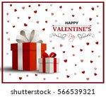 vector illustration of a happy...   Shutterstock .eps vector #566539321