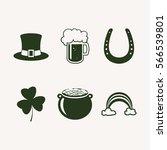 vector illustration of st....   Shutterstock .eps vector #566539801