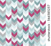 Chevron Zigzag Seamless Patter...
