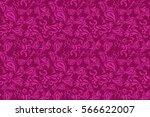 ikat damask seamless pattern... | Shutterstock . vector #566622007