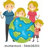stickman illustration featuring ... | Shutterstock .eps vector #566638201