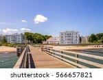 heiligendamm  baltic bath    Shutterstock . vector #566657821