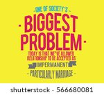 one of society's biggest... | Shutterstock .eps vector #566680081