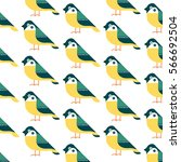 birds vector | Shutterstock .eps vector #566692504