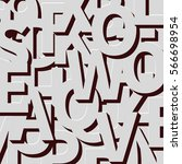 grey abstract background from...   Shutterstock .eps vector #566698954