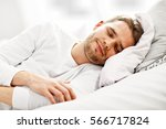 picture showing young man... | Shutterstock . vector #566717824