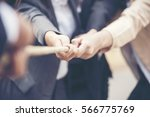 team competition showing... | Shutterstock . vector #566775769