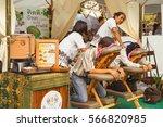 thailand  bangkok   25 january... | Shutterstock . vector #566820985