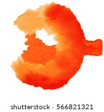 colorful abstract watercolor... | Shutterstock .eps vector #566821321