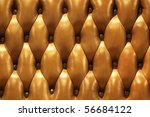 leather upholstery of a... | Shutterstock . vector #56684122
