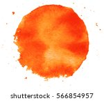 colorful abstract watercolor... | Shutterstock .eps vector #566854957