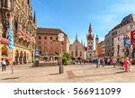 munich  bavaria  germany  ... | Shutterstock . vector #566911099