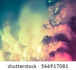 bright and colorful abstract... | Shutterstock . vector #566917081
