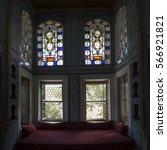 topcapi museum in istanbul ...   Shutterstock . vector #566921821