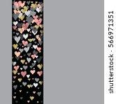 gray vertical design with...   Shutterstock . vector #566971351