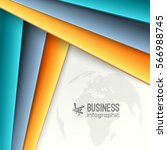 Business Colorful Background...