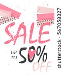 discount card design. can be... | Shutterstock .eps vector #567058327