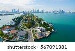 south beach  miami beach.... | Shutterstock . vector #567091381