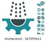 water shower service gear...   Shutterstock .eps vector #567095611