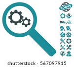search gears tool pictograph...   Shutterstock .eps vector #567097915