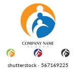 adoption and community care... | Shutterstock .eps vector #567169225