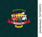 International Worker's Day...