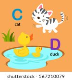 illustration isolated alphabet... | Shutterstock .eps vector #567210079