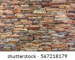 Wall Of Slate. Very High...