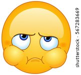 disappointed  nervous  angry ...   Shutterstock .eps vector #567283669