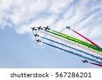 Airshow At Ghantoot  Dubai...
