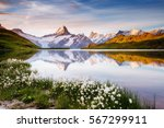 great view of bernese range... | Shutterstock . vector #567299911