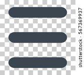 menu items vector pictograph....