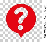status balloon vector icon.... | Shutterstock .eps vector #567372781