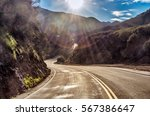 Famous Mulholland Highway In...