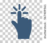 click vector pictograph....