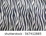 zebra pattern | Shutterstock . vector #567412885