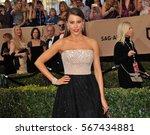 sofia vergara at the 23rd... | Shutterstock . vector #567434881
