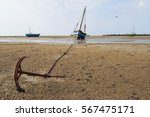 Small photo of Inhaca Island, Mozambique - low tide.