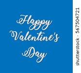 happy valentine's day card   Shutterstock .eps vector #567504721
