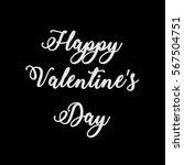 happy valentine's day card   Shutterstock .eps vector #567504751