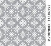 seamless ornamental pattern... | Shutterstock .eps vector #567507919