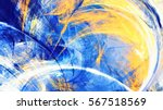sunny day. abstract bright... | Shutterstock . vector #567518569