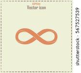 infinity sign   Shutterstock .eps vector #567527539