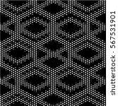 abstract dot pattern. | Shutterstock .eps vector #567531901